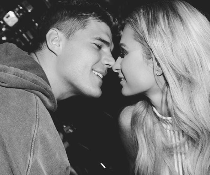 Paris Hilton se compromete con Chris Zylka