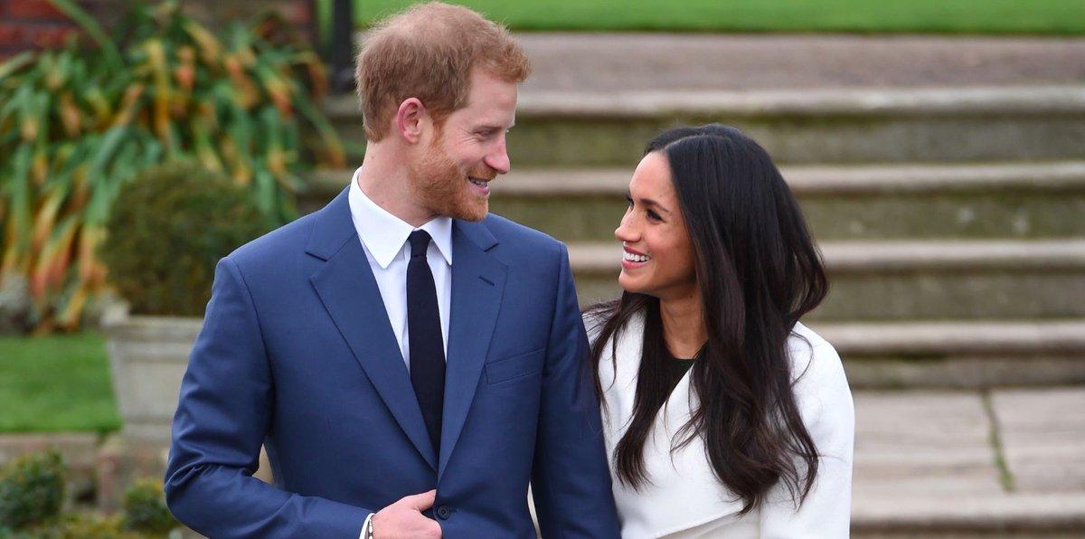 El Príncipe de Gales anuncia el compromiso de su hijo Enrique con Meghan Markle