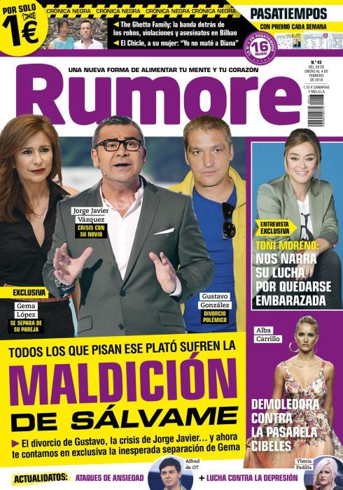 Gema López (Sálvame) se divorcia del padre de su hija