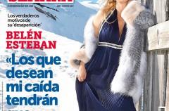 Belén Esteban explica en Semana por qué se ha ausentado de Sálvame