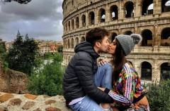Sofía Suescun y Alejandro Albalá alimentan su pasión en Roma