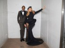 Beyonce llama la atención a una actriz que tocó el pecho de Jay-Z
