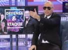 Carlos Lozano, contra todos y contra las cuerdas en Sábado Deluxe