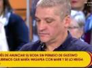 Gustavo González, enfadado por el anuncio de su boda con María Lapiedra