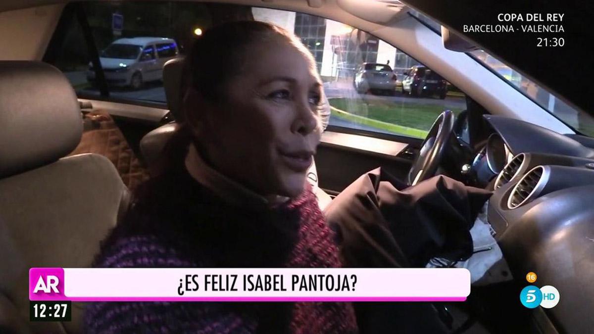 Isabel Pantoja hace un repaso a su relación con su familia