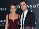 Un vecino hace la vida imposible a Jennifer Aniston y Justin Theroux en Nueva York