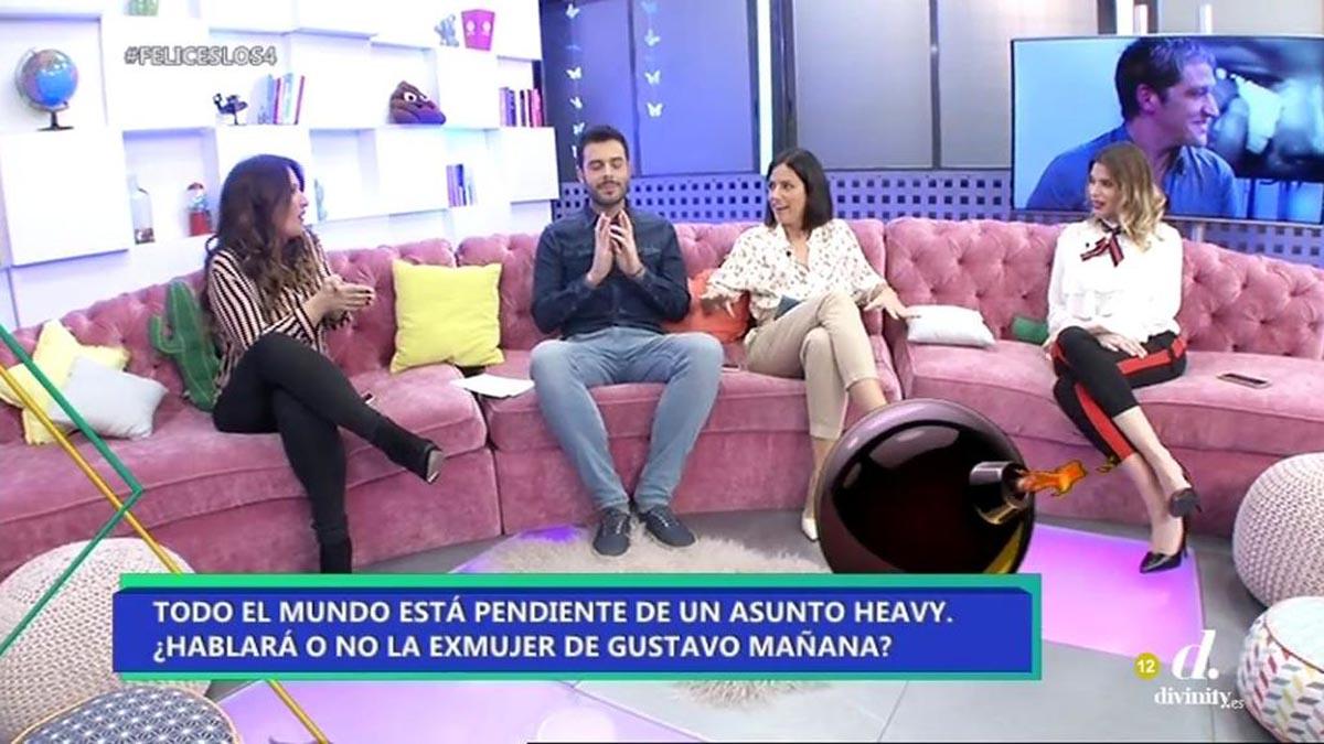 La mujer de Gustavo González interesada en participar en Supervivientes