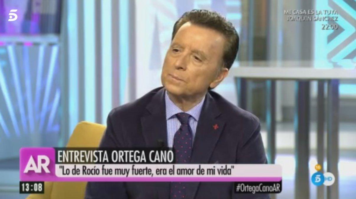 Ortega Cano, indirectas a Rocío Carrasco y a Fidel Albiac en AR