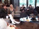 La gestante subrogada de Kim Kardashian aparece en el final de temporada del reality familiar