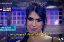 Maite Galdeano prefiere que su hija, Sofía, vaya a Supervivientes 2018 sin Alejandro Albalá