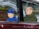 La reina de Inglaterra elimina de su mensaje navideño al príncipe Andrés, a su nieto Harry y a Meghan Markle