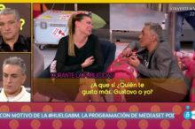 Gustavo González se molesta por el tonteo entre María Lapiedra y Kiko Hernández