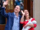 El príncipe Guillermo cuenta novedades sobre la llegada a casa de su tercer hijo