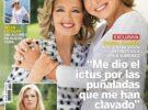 Mila Ximénez entrevista a María Teresa Campos en Lecturas