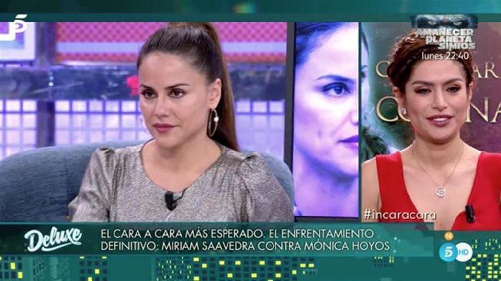 Miriam Saavedra Monica Hoyos