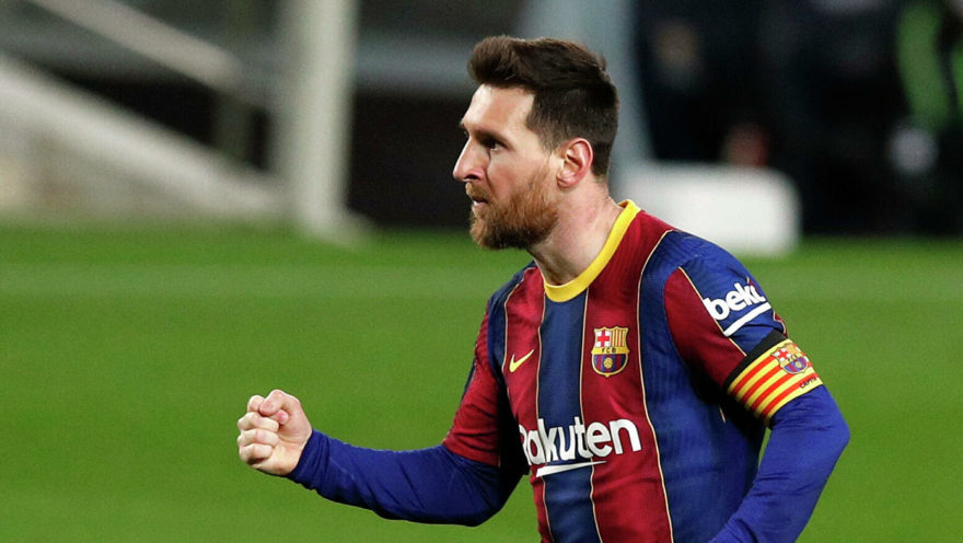 Lionel Messi Lcr