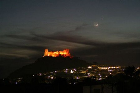 castillo Almodóvar del Río