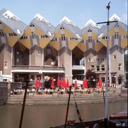 Casas cubo holandesas: Kubuswoningen (4)