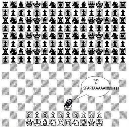 El ajedrez de 300