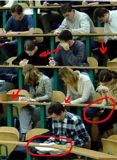 ¡Así se aprueba en los exámenes!