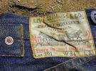 Jeans Levis 201 de 1890 vendido en Ebay