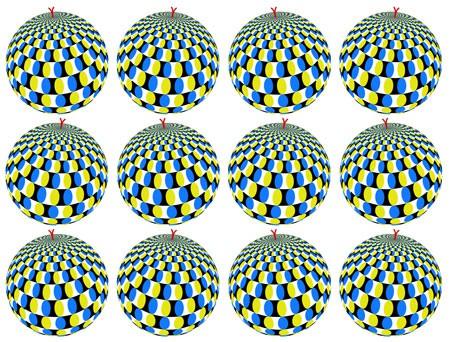 rotatorio ilusion