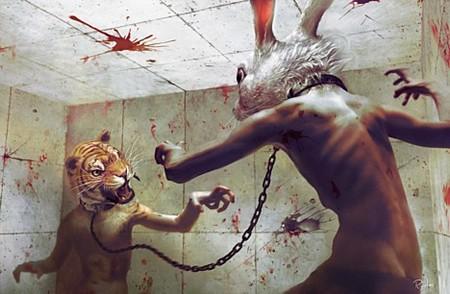 tigre_conejo_lucha