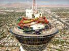 Parque de atracciones en Las Vegas