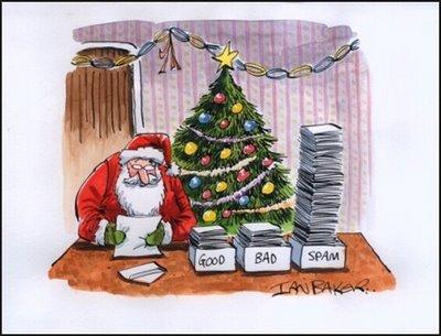 Cartas a Santa Claus