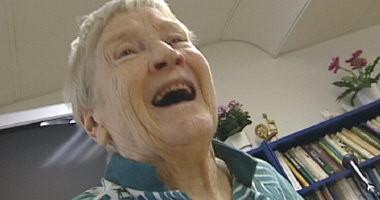 Greta Segerson abuela rapera