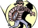 Un ladrón se queja al comprobar que el banco que intentaba atracar no tenía dinero