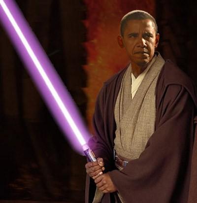 Obama Jedi