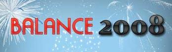 Balance MSN 2008