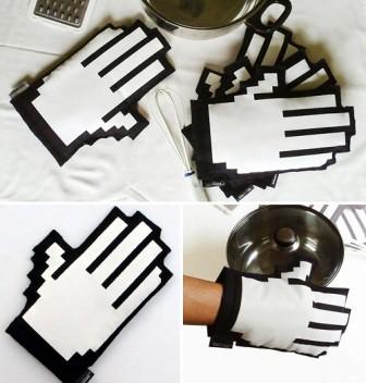 guantes puntero