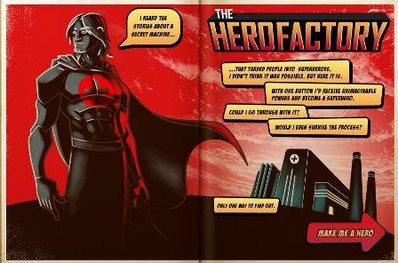 La Fábrica de Héroes