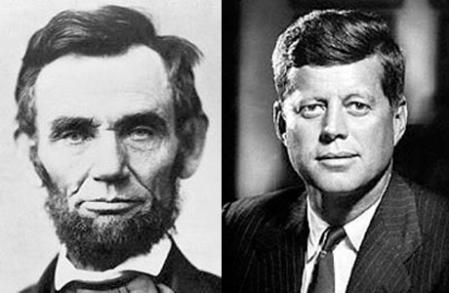 Kennedy y Lincoln