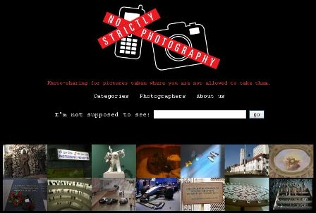 Fotos Prohibidas