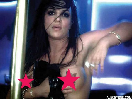 Britney Topless