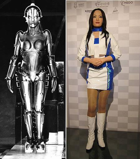 Fetiche con robots