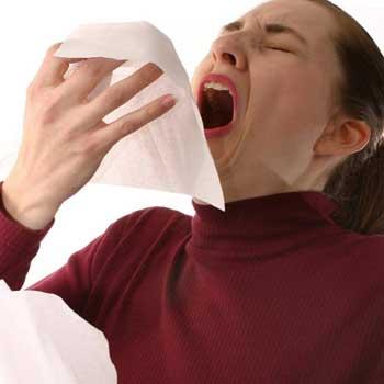 Obsesión con el estornudo