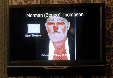 Norman Thompson - boppo
