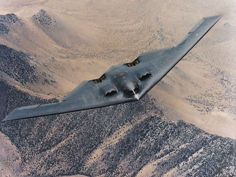 Northrop Grummon's B-2 Spirit