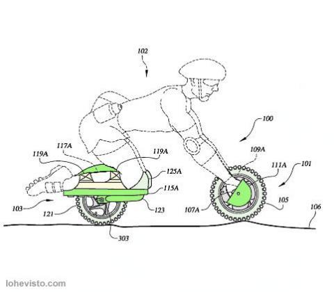se la bicicleta