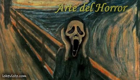 arte del horror