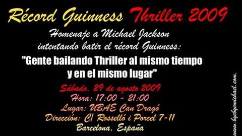 record_guinness_thriller_baile_masivo_barcelona