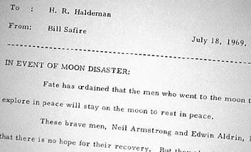 El discurso sobre la muerte de Neil Armstrong