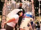 La boda de R2D2