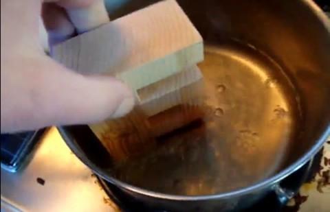modelado-madera-agua-hirviendo-metodo