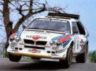 Grandioso tributo a los coches de rally