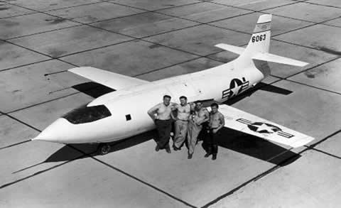 aviones-experimentales-bell-x-1